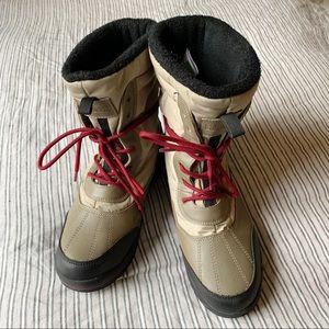 Cougar Shoes Womens Chambly Black Nylon 10 M